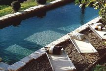 Pool / by FrenchByDesign