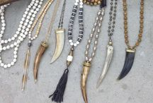 JEWELRY INSPIRATION / Make a statement. Personalize your look with jewelry.