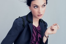 Fashion + Style / Styles I love. Which usually means tweed, lace, and layers. / by Mindy M.
