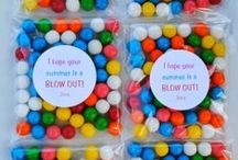 Candy / Sweet ways to use candy / by Alexis Murphy