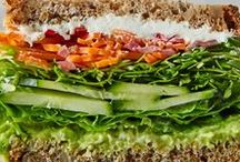 Sandwich Night / Great for lunch…better for dinner
