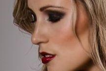 Glamorous Eyes  / Peggy Mackey Makeup Artist