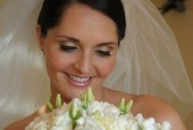 Wedding Makeup  / Makeup by Peggy Mackey http://www.peggymackey.com/