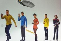 WALLS 360 x Star Trek / Star Trek™ Wall Graphics from WALLS 360: http://www.Walls360.com/StarTrek