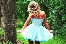 Prom Dresses / by Halie Schroder