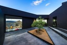 Courtyards / by Dezeen magazine