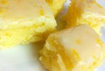 Lemony/Sunshine Goodness / by Traci Reinhart August