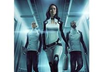 Mass Effect Wall Graphics / Mass Effect 3 Wall Graphics from WALLS 360. http://www.walls360.com/me3