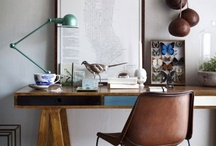 WORKSPACE / Let's get to work in a personal, creative workspace.  / by Map of Joy
