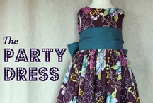 Sewing Projects - Dresses / by Erynn Wilcox