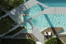 Pools / From natural swimming pools to rooftop infinity pools, the latest swimming pool design and architecture.