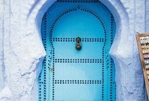 INTERIOR DOORS / Eyecandy! Beautiful doors and locks for your interior or even exterior.
