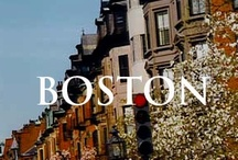 BOSTON / The Best of Boston  www.alanterealestate.com
