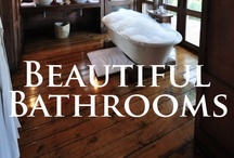 BEAUTIFUL BATHROOMS / Luxury designs for the perfect place to pamper!  www.alanterealestate.com