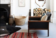 Homestyle {Family & Living Rooms}. / by Sara Smith