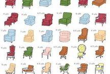 Furniture / by Anna Pereira