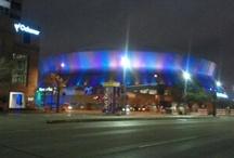 Super Bowl 2013 Sites