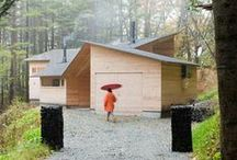 Japanese houses / by Dezeen magazine