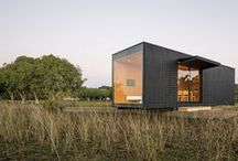 Micro homes / A collection of teeny tiny houses from around the world. / by Dezeen magazine