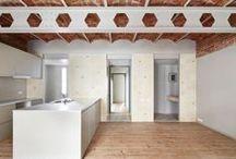 Apartments / Beautiful apartment, loft and condominium interiors from around the world on Dezeen magazine.