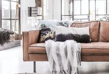 INTERIOR DECORATING IDEAS / Your home is your castle. With these interior styling ideas you can create a personal and unique style.