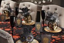 Z GHOULLERIE HALLOWEEN / Z Gallerie's Chic Halloween Decor / by Z Gallerie