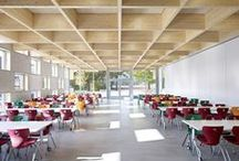 Schools / Our schools Pinterest board features architecture for education, encompassing schools, kindergartens, research centres and universities.