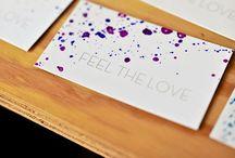 Business cards - Cartes de visite