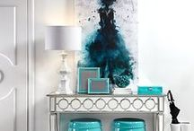 POP OF COLOR / The right pop of color in the right place makes all the difference. / by Z Gallerie