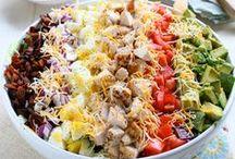 Food - Salads / by Debbie Mikolajczyk