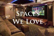 SPACES WE LOVE