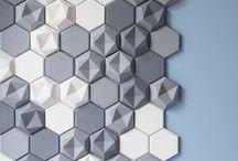 Là où Origami & Cubisme se rejoignent / Geometry - geometric - cubisme - origami - cubism - géométrique