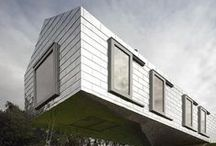 Cantilevers / by Dezeen magazine