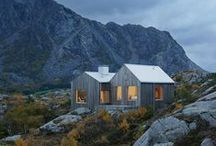 Norwegian architecture / Recent Norwegian projects including a sinuous hotel and a landscape intervention have been popular with readers, so we've collected together some spectacular examples of Norwegian architecture.