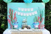 Baby shower for Max / Under the sea baby shower / by Sarah Benson