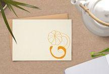 Tasty Letterpress - Typographie gourmande / Kraftille ce sont aussi des cartes letterpress inspirées de mon grand amour de la gastronomie. Gourmande as vitaem eternam ! ---- Letterpress cards as an ode to my love of food and gastronomy