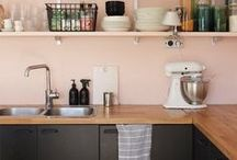 Sorbet Interiors by Sorbet Living / Interior styling and decorating in sorbet colors