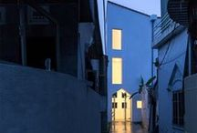 Skinny houses / The latest skinny house design from Dezeen magazine, including narrow residences in Vietnam and Japan.