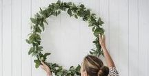Christmas by Sorbet Living / The things I want in my home at Christmas