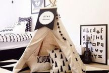 KIDS ROOM / Moodboards, things to buy, inspiring styling ideas to make the most of your kids room.   / by Map of Joy