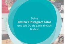 Instagram Marketing / Hilfreiche Artikel zum Thema Instagram Marketing