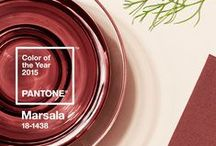 LeBunny Love | Pantone 2015 - Marsala / According to Pantone, there's a new (and maybe unexpected) color you're going to want in your closet in 2015. It's a reddish-brown hue the company is calling Marsala, after the Sicilian wine of the same name. LeBunny Bleu has some shoes that you might want to add to your collection of Marsala outfits.