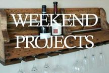 WEEKEND PROJECTS / The best of home DIY perfect for every weekend!