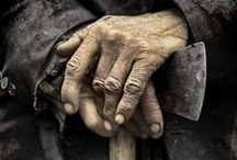 These Hands / Life stories ..... / by Brenda Reno  ﻬஐღ