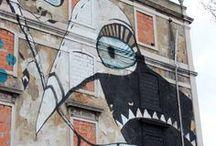 STREET ART / Street art around the globe.