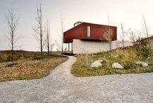 Canadian architecture / The best houses, museums and public spaces in Canada, including holiday homes in Quebec forest and a minimal Toronto flower shop.