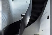 Extreme staircases / The most beautiful and innovative staircases around the world including a chunky concrete staircase in a Japanese house by Kazunori Fujimoto Architect & Associates and CanopyStair, a student invention, which transforms any tree trunk into a staircase.
