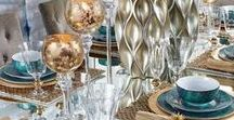 HOME DECOR & ENTERTAINMENT ♥ Design / Home Decor and Party Ideas for Every Occasion. Enjoy it!❤