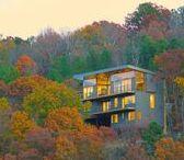 Woodland architecture