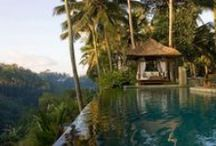 BALI GUIDE / Island of the Gods, processions, offerings. Stunning nature, amazing towns like Ubud, surrounded by the sea.